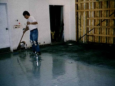 garage epoxy paint