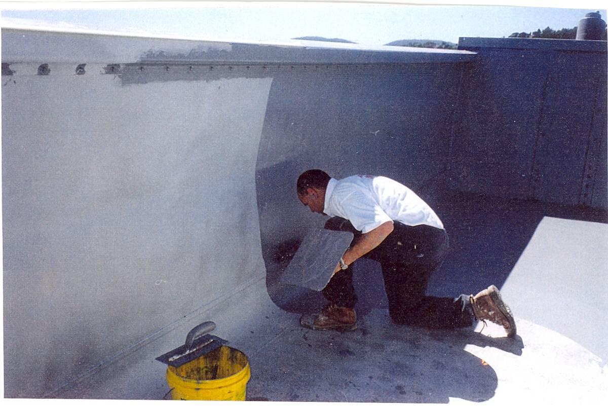 Marine Epoxy Paint : Why buy epoxy from us marine floor repair resins